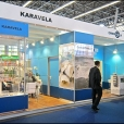 "Exhibition stand of ""The Union of Fish Processing Industry"", exhibition WORLD OF PRIVATE LABEL 2011 in Amsterdam"