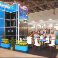"Exhibition stand of ""Forever"" company, exhibition EXPO FLORA RUSSIA 2011 in Moscow"