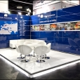 "Exhibition stand of ""Baltic Exposervice"" company, exhibition ANUGA 2011 in Cologne"