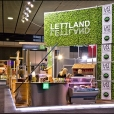 National stand of Latvia, exhibition INTERNATIONAL GREEN WEEK 2012 in Berlin