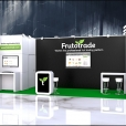 "Exhibition stand of ""Frutotrade"" company, exhibition FRUIT LOGISTICA 2012 in Berlin"