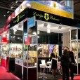 "Exhibition stand of ""NP Foods"" & ""Latvijas Balzams"" companies, exhibition MDD EXPO 2012 in Paris"