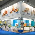 "Exhibition stand of ""The Union of Fish Processing Industry"", exhibition EUROPEAN SEAFOOD EXPOSITION 2012 in Brussels"