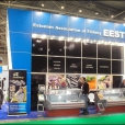 "Exhibition stand of ""Estonian Association of Fishery"", exhibition WORLD FOOD UKRAINE 2012 in Kiev"