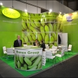 "Exhibition stand of ""Banex Group"" company, exhibition FRUIT LOGISTICA 2013 in Berlin"