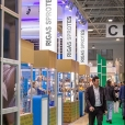 "Exhibition stand of ""Rigas sprotes"" company, exhibition PRODEXPO-2013 in Moscow"