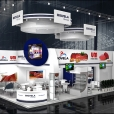 "Exhibition stand of ""Biovela"" company, exhibition PRODEXPO 2013 in Moscow"