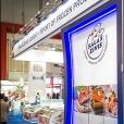 "Exhibition stand of ""Salas zivis"" company, exhibition EUROPEAN SEAFOOD EXPOSITION 2013 in Brussels"