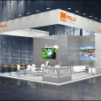 "Exhibition stand of ""PELLA Shipyard"", exhibition NEVA 2013  in St. Petersburg"
