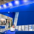 "Exhibition stand of ""Baltic Exposervice"" сompany, exhibition 5p EXPO 2014 in Moscow"