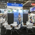 "Exhibition stand of ""Estonian Association of Fishery"", exhibition SIAL-2014 in Paris"