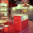 "Exhibition stand of ""NP Foods"" & ""Latvijas Balzams"" companies, exhibition MDD EXPO 2010 in Paris"