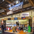 National stand of Estonia, exhibition ELMIA SUBCONTRACTOR 2014 in Jonkoping
