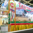 Exhibition stand of Republic of Tatarstan, exhibition INTERNATIONAL GREEN WEEK 2015 in Berlin