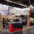 "Exhibition stand of ""Steel Will"" company, exhibition IWA 2015 in Nuremberg"