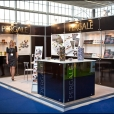 "Exhibition stand of ""Vilniaus Pergale"", exhibition WORLD OF PRIVATE LABEL 2010 in Amsterdam"