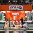 "Exhibition stand of ""Viciunai Group"" company, exhibition INTERCOOL 2010 in Dusseldorf"