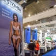 "Exhibition stand of ""Estonian Association of Fishery"", exhibition SEAFOOD EXPO GLOBAL 2016 in Brussels"