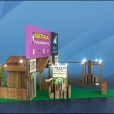 "Exhibition stand of ""Natyka"" company, exhibition INTERZOO 2016 in Nuremberg"