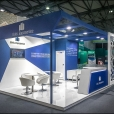 "Exhibition stand of ""Baltic Exposervice"" сompany, exhibition C-STAR 2016 in Shanghai"