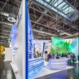 "Exhibition stand of ""Baltic Exposervice"" сompany, exhibition EUROSHOP 2017 in Dusseldorf"