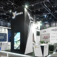 "Exhibition stand of ""JoinJet"" company, exhibition EBACE 2017 in Geneva"