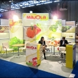 "Exhibition stand of ""Majola"" company, exhibition SIAL-2010 in Paris"