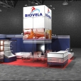 "Exhibition stand of ""Biovela"" company, exhibition SIAL-2010 in Paris"