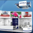 "Exhibition stand of ""Biovela"" company, exhibition ANUGA 2017 in Cologne"