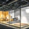 "Exhibition stand of ""Enea"" company, exhibition STOCKHOLM FURNITURE FAIR 2018 in Stockholm"