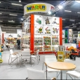 "Exhibition stand of ""Polesie"" company, exhibition KIDS TIME 2018 in Kielce"