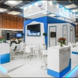 Exhibition stand of Russia, exhibition SIDO 2019 in Lyon