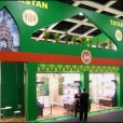 Exhibition stand of Republic of Tatarstan, exhibition INTERNATIONAL GREEN WEEK 2011 in Berlin