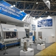 "Exhibition stand of ""WFL Millturn Technologies"" company, exhibition METALWORKING 2019 in Moscow"