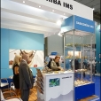 "Exhibition stand of ""The Union of Fish Processing Industry"", exhibition EUROPEAN SEAFOOD EXPOSITION 2011 in Brussels"